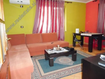 Two bedroom apartment for sale at the beginning of Sulejman Pitarka Street in Tirana. It is located
