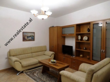 One bedroom apartment for rent in Don Bosko street, very close to Zogu i Zi roundabout in Tirana.