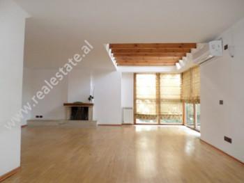 Duplex apartment for sale in Liman Kaba street, near Dinamo Stadium area in Tirana. It is located o