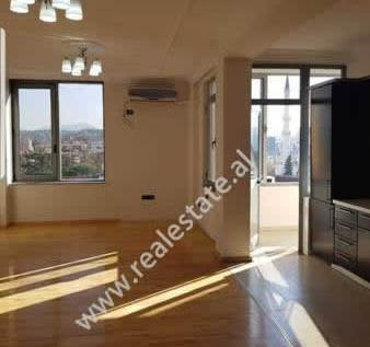 Two bedroom apartment for rent in George W. Bush street, near the Albanian Parliament in Tirana.