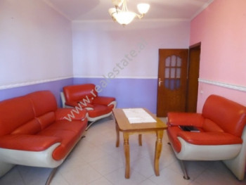 Two bedroom apartment for sale in Barrikadave street in Tirana, Albania/ It is situated on the thir