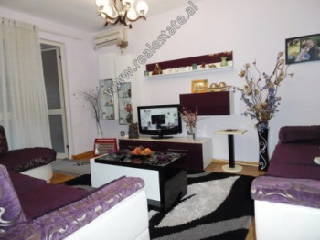 Apartament per shitje ne rrugen Petro Marko, perballe me shkollen Harry Fultz ne Tirane. Apartament