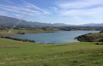 Land for sale in Farke e Vogel area in Tirana.  It is located near Farka Lake at Diga Liqenit stre