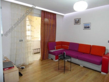 One bedroom apartment for rent close to the Grand Park of Tirana. It is located on the 3rd floor of