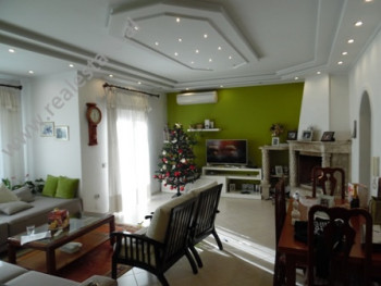Three bedroom apartment for rent in Hoxha Tahsim street, in Tirana, Albania.  It is located on the