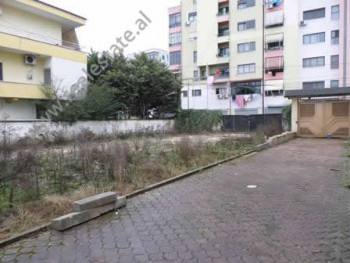 Land for sale near Tirana Jone school, in Besim Fagu street, in Tirana, Albania. The total surface