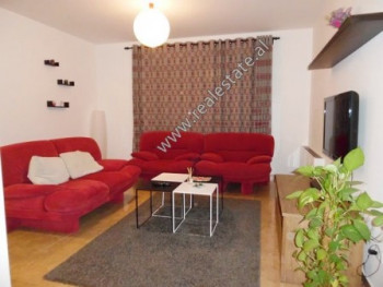 One bedroom apartment for rent close to the Grand Park of Tirana. It is located on the 6-th floor o
