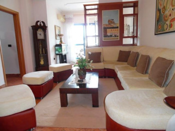 One bedroom apartment for rent close to Elbasani street in Tirana.