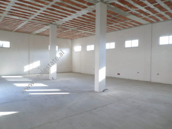 Warehouse for rent in Domje, very close to secondary street, in Tirana, Albania.