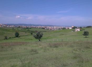 Land for sale near Ali Demi area, in Agush Gjergjevica street, in Tirana, Albania. It is located ve
