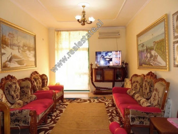 One bedroom apartment for rent at the beginning of Kavaja Street.