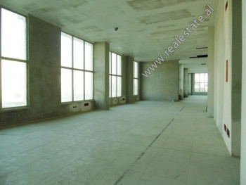 Store space for rent near Ali Demi Street in Tirana. It is located on the 2nd floor of a new buildi