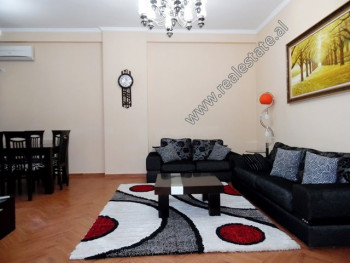 Two bedroom apartment for rent in Sokrat Miho Street in Tirana.