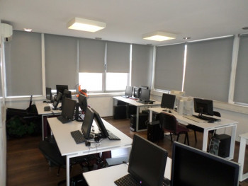 Office space for rent close to Sami Frasheri Street in Tirana.