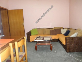 Two bedroom apartment for rent close to Adem Jashari Square in Tirana. It is located on the first f