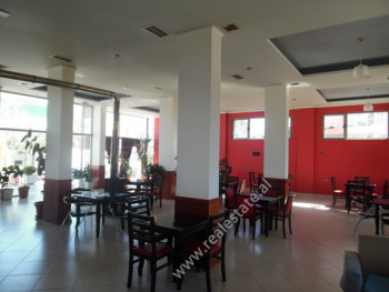 Bar Coffee for rent in Pasho Hysa street in Tirana, Albania. It is located on the first floor of a