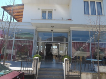 Store space for sale in Ali Demi street in Tirana, Albania.