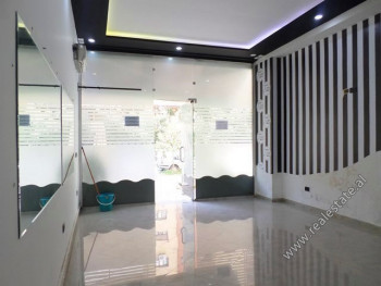 Store for rent in Skender Luarasi Street in Tirana.