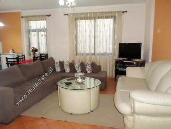 Two bedroom apartment for sale close to Globe Center in Tirana. It is located on the 11th and last