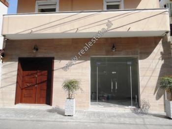 Three storey villa for rent in Him Kolli Street in Tirana. It offers 300 m2 of total surface organi