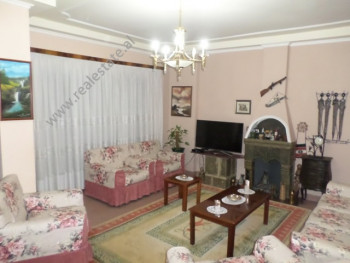 Two bedroom apartment for sale in Komuna e Parisit area, in Tish Dahia street in Tirana.