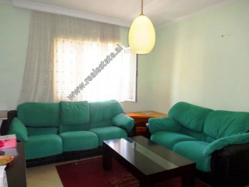 One bedroom apartment for rent near Bajram Curri Boulevard in Tirana.