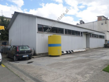 Warehouse for rent in Vaqarr area, in the secondary street Tirana-Durres in Tirana, Albania.