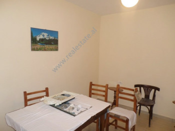 Two bedroom apartment for office for rent close te Vasil Shanto school, in Preng Bibe Doda street in