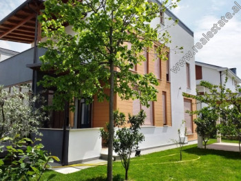 Three storey villa for rent close to TEG Shopping Center in Tirana.