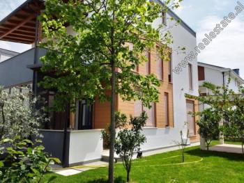 Three storey villa for rent close to TEG Shopping Center in Tirana. Modern villa for rent in a vill