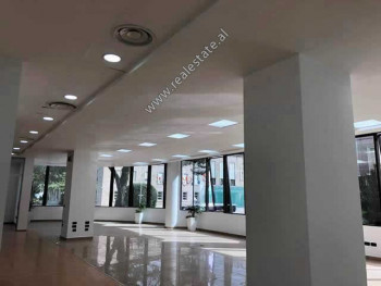 Office space for rent in Twin Towers in Tirana.