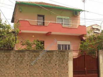 Two storey villa for rent close to Selvia area, in Ali Pashe Gucia street in Tirana, Albania.