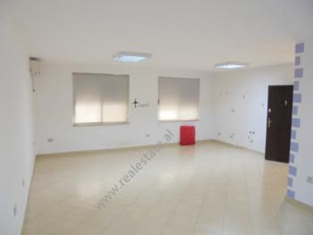 Office for rent near Papa Gjon Pali II street, in Fatmir Haxhiu street in Tirana, Albania. It is lo