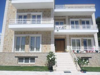 Villa for rent in Vilave street in Tirana, Albania.
