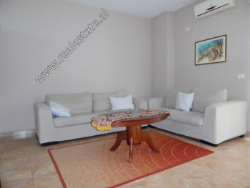 Apartment for rent near Avni Rustemi Square in Tirana. It is situated on the 3-rd floor in a new co