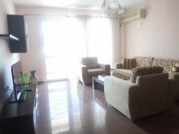 Apartment for rent in the center of Tirana. Positioned on the 3rd floor of a building with elevator