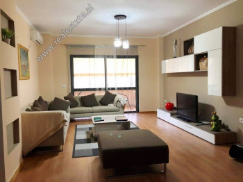 One bedroom apartment for rent near TVSH area in Tirana. It is located on the 2nd floor in a new bu