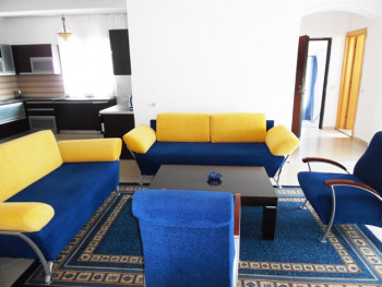 Two bedroom apartment for rent in Pjeter Budi street in Tirana, Albania.