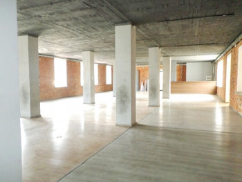 Warehouse for rent in Llazi Miho street in Tirane, Albania.