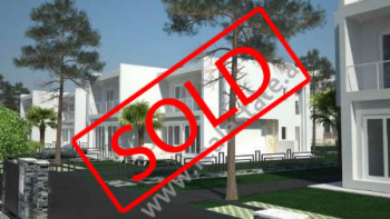 Two bedroom apartment for sale in Lalzit Bay in Durres, Albania It is situated on the first floor o
