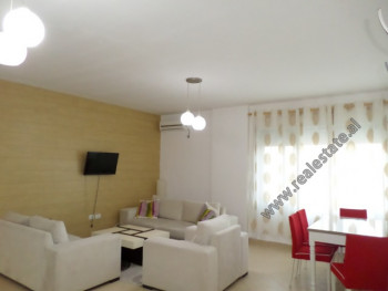 Two bedroom apartment for sale in the Botanical Garden area in Selite e Vjeter street in Tirana, Alb