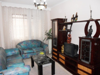 Two bedroom apartment for sale in Fortuzi street in Tirana, Albania.