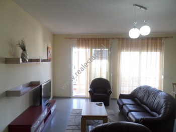 One bedroom apartment for rent in the Kodra e Diellit residence in Tirana, Albania.