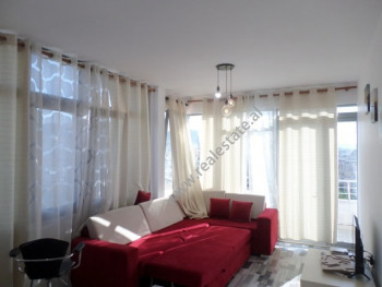 One bedroom apartment for rent in Vasil Shanto area, in Sulejman Delvina street in Tirana, Albania.