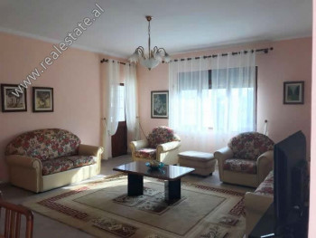 Apartment for rent near Zihni Sako Street in Tirana. It is situated on the 2-nd floor in a 4-storey
