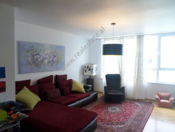 Two bedroom apartment for sale in Tish Dahia street in Tirana, Albania.  It is located on the tent