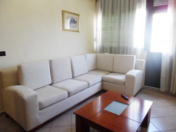 One bedroom apartment for rent in Gjergj Fishta boulevard in Tirana, Albania.