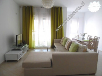 Two bedroom apartment for rent in Magnet Complex in Tirana.