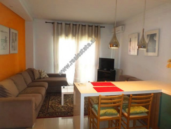 One bedroom apartment for rent in Naim Frasheri Street in Tirana.