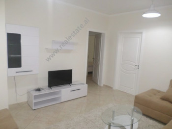 Two bedroom apartment for rent in Frederik Shiroka street in Tirana, Albania.
